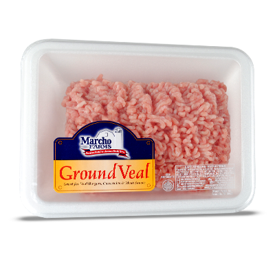 Ground Veal Package